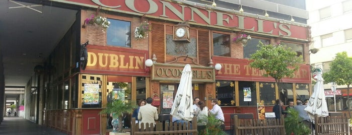O'Connell's is one of cordoba.
