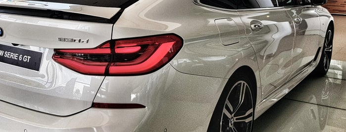 BMW San Rafael Motor is one of Orte, die Ignacio gefallen.