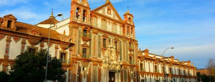 Palacio de la Merced is one of Que visitar en Cordoba.