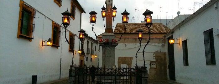 Plaza de Capuchinos is one of Que visitar en Cordoba.