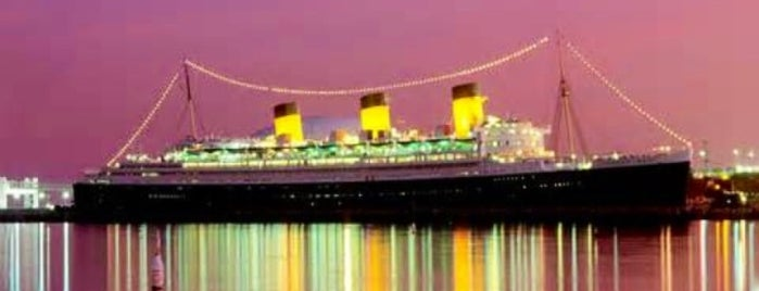 The Queen Mary is one of Ships modern.