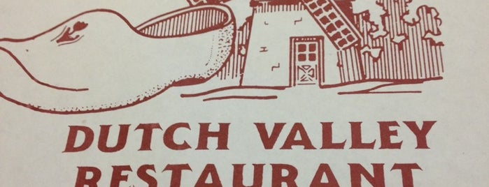 Dutch Valley Restaurant is one of Lieux qui ont plu à Jack.