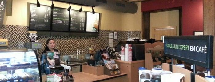 Starbucks is one of Barcelona centre.