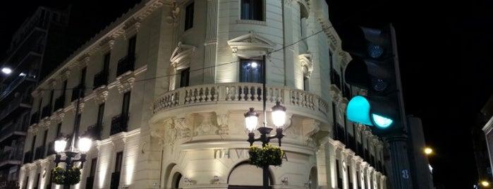 Hotel NH Collection Granada Victoria is one of Granada.