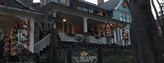 Black Walnut Bed & Breakfast is one of Best Places to Check out in United States Pt 1.