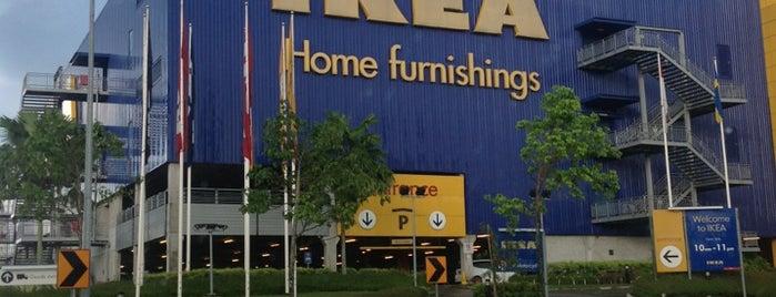 IKEA is one of Neu Tea's Nav.
