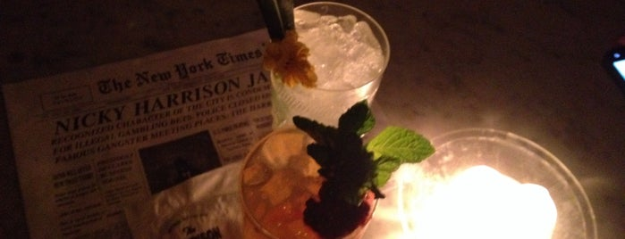 Nicky New York Bar is one of The World's Best Bars 2016.