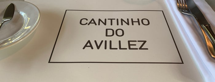 Cantinho do Avillez is one of Spots.