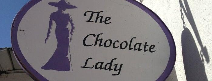 The Chocolate Lady is one of Arizona.