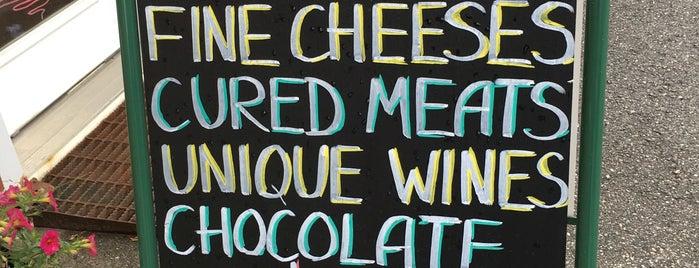 Eat More Cheese is one of Orte, die Dana gefallen.