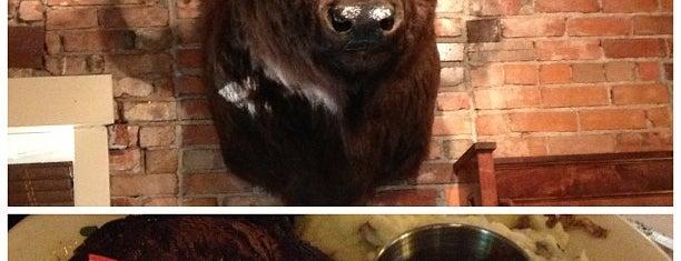 Ted's Montana Grill is one of Locais salvos de Edgar.