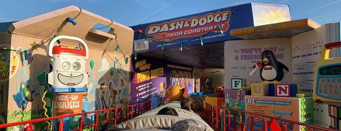 Slinky Dog Dash is one of Lugares favoritos de Lindsaye.