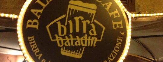 Baladin Cafè is one of สถานที่ที่ Ico ถูกใจ.