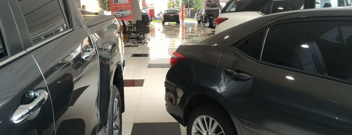 Toyota Collection Motors is one of Locais curtidos por Fernando.