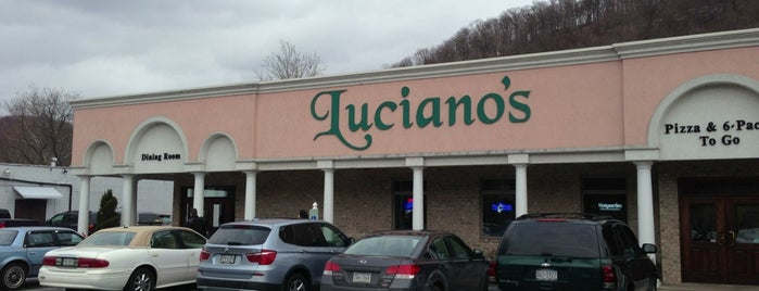 Luciano's Italian Brick Oven is one of Mon Valley.