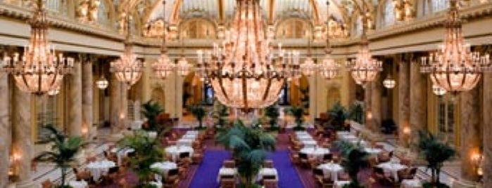 Palace Hotel is one of Great City By The Bay - San Francisco, CA #visitUS.