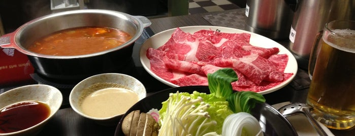 One Pot Shabu Shabu is one of SF.