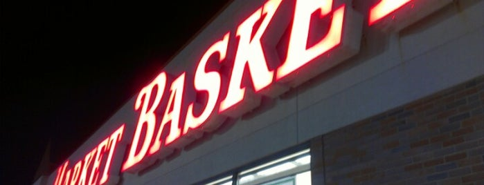 Market Basket is one of Travis 님이 좋아한 장소.