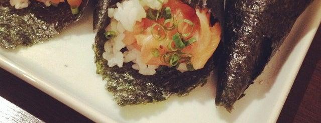 Japinha is one of Sushi Floripa.
