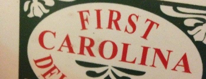 First Carolina Delicatessen is one of The Boro.