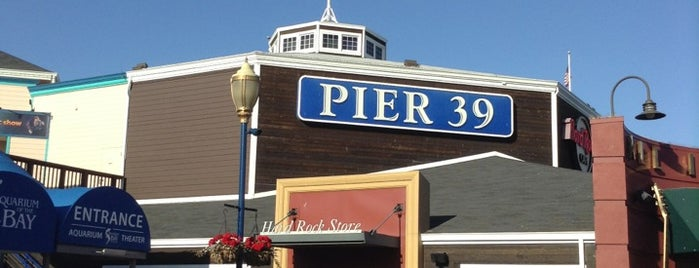 Pier 39 is one of SF To Do.