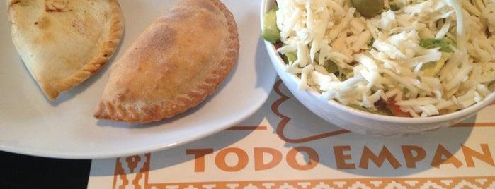 Todo Empanadas is one of 20 favorite restaurants.