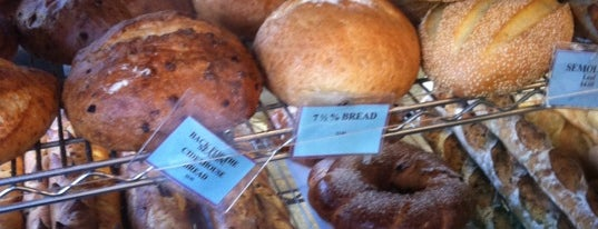 Silver Moon Bakery is one of NYC Dessert.