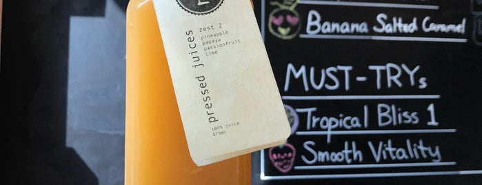 Pressed Juices is one of Hong Kong!.