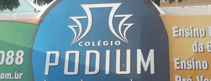 Colégio Podium is one of Colégios.