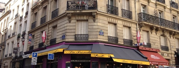 La Fronde is one of Paris.