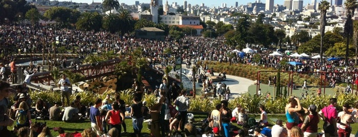 Mission Dolores Park is one of [To-do] San Francisco.