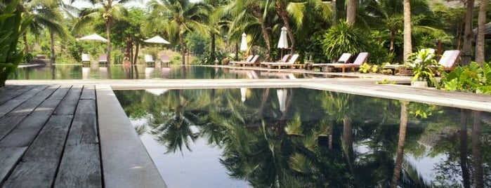 Royal Riverkwai Resort and Spa is one of Lugares favoritos de Julia.