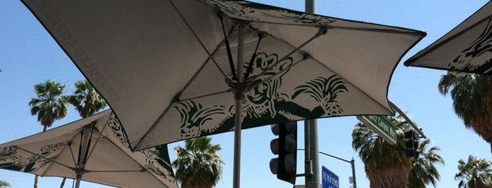 Starbucks is one of Palm Springs - Work Places.