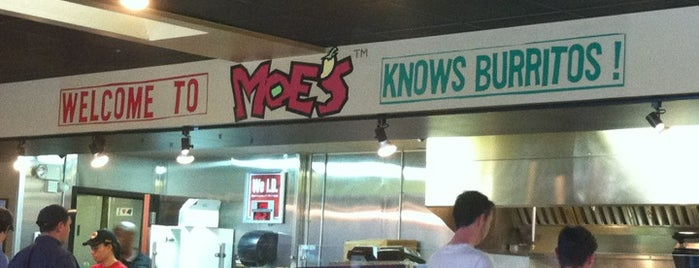 Moe's Southwest Grill is one of Charlotte To-do List.
