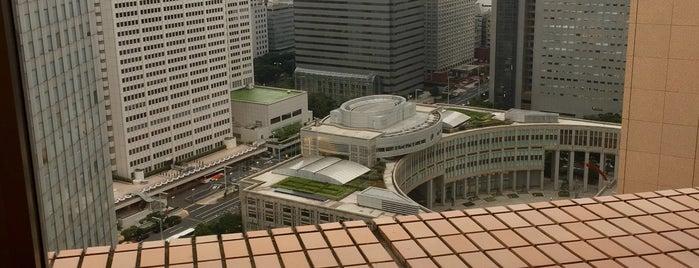 総合健診センター ヘルチェック レディース新宿 is one of swiiitchさんのお気に入りスポット.