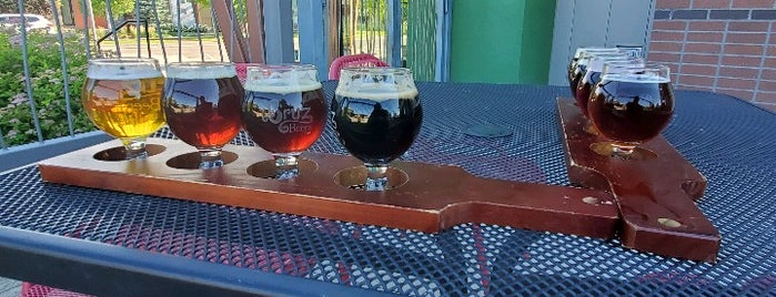 Bruz Beers is one of Denver.