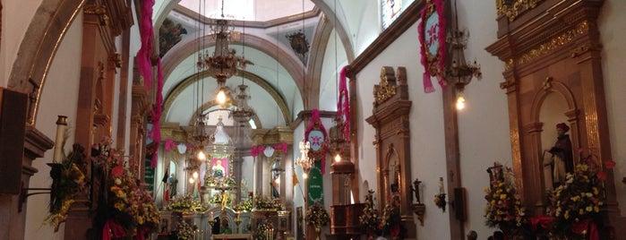 Santuario De La Virgen Del Pueblito is one of สถานที่ที่ Humberto ถูกใจ.