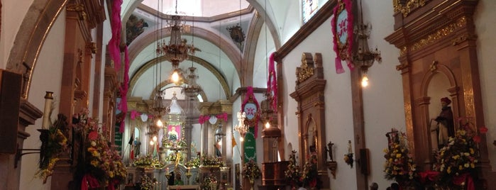 Santuario De La Virgen Del Pueblito is one of Humbertoさんのお気に入りスポット.