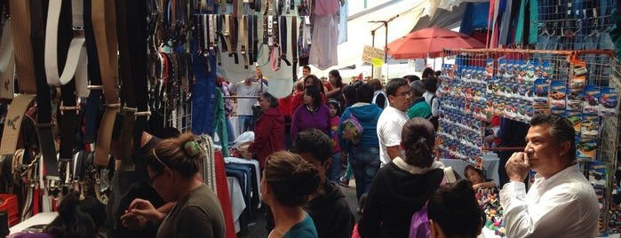 Tianguis del Mercado De La Cruz is one of Qro..
