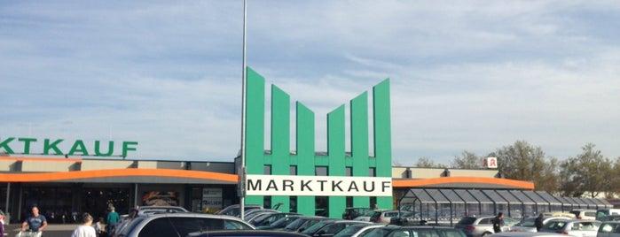 Marktkauf is one of Lieux qui ont plu à Peter.