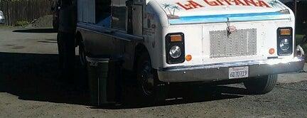 La Gitana Taco Truck is one of Napa Valley.