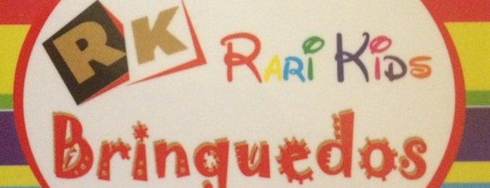 Rari Kids Brinquedos is one of Lugares favoritos de Alberto J S.