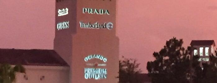 オーランド ヴァインランド プレミアム アウトレット is one of Orlando.