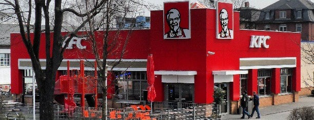 Kentucky Fried Chicken is one of Barometer Frankfurt 2014 - Teil 1.
