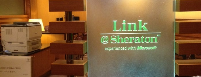 Link @ Sheraton Experience with Microsoft is one of Locais curtidos por yas.