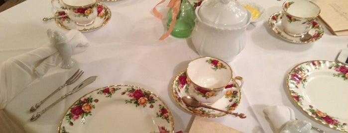 Lisa's Tea Treasures is one of Tea Rooms.