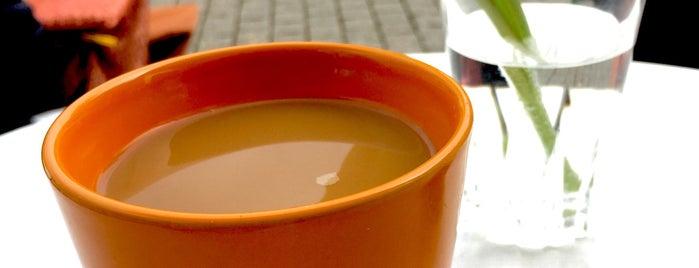 marktstand pour coffee is one of Orte, die Sim Sullen gefallen.