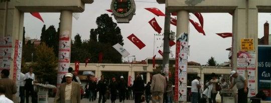 Bakırköy Özgürlük Meydanı is one of Gezenti :).