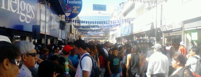 Barrio Meiggs is one of Santiago Utilidades.