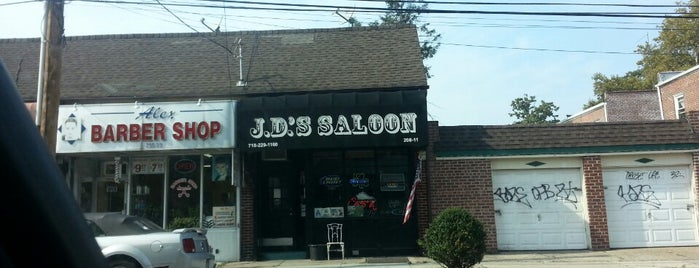Jd's saloon is one of Locais curtidos por Oscar.